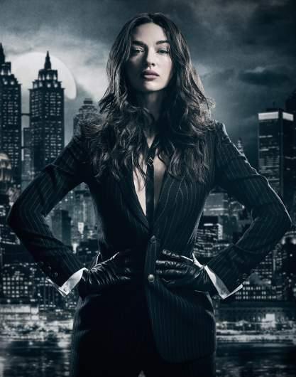 Gotham season premiere, Gotham season four, Gotham Pax Pingua, Sofia Falcone
