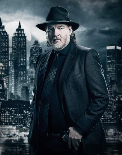 Donal Logue Gotham, Bullock actor, Gotham characters, Gotham cast