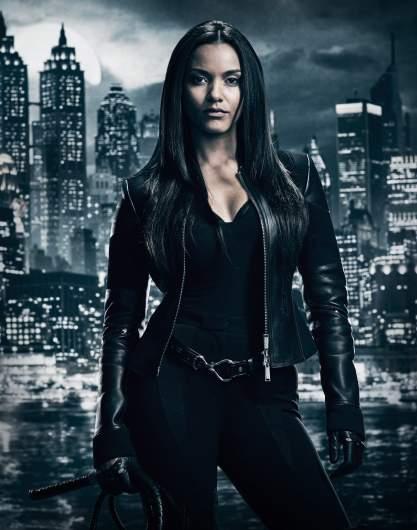 Jessica Lucas Gotham, Tabitha actress, Gotham characters