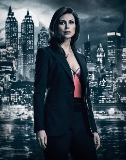 Leslie Thompkins Gotham, Morena Baccarin Gotham, Gotham cast