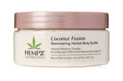 Hempz coconut lotion