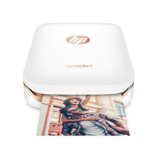 hp sprocket portable printer, best iphone X accessory, best iphone x addon, best iphone x accessories