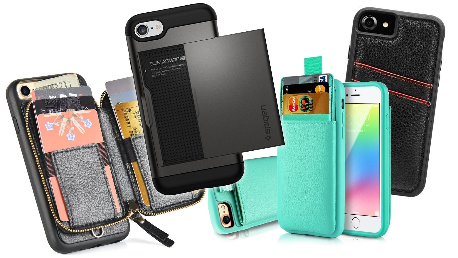 10 Best Iphone 8 Wallet Cases Your Buyer S Guide Heavy Com