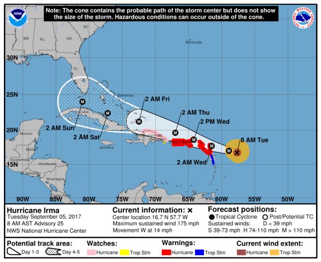 Hurricane Irma Disney World, Disney world closed, will Disney World close