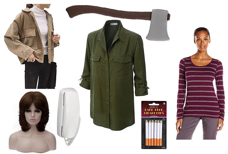 Items for Stranger Things Joyce Byers costume