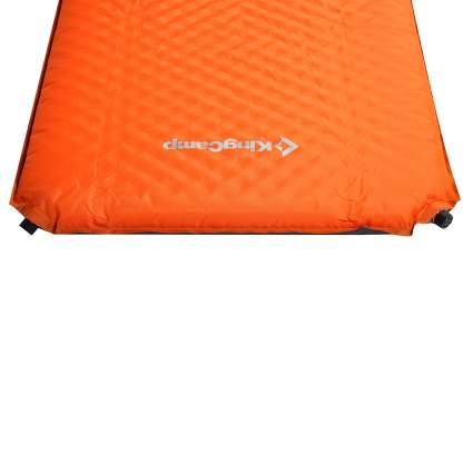 kingcamp, camp mattress, sleeping pad, camping pad