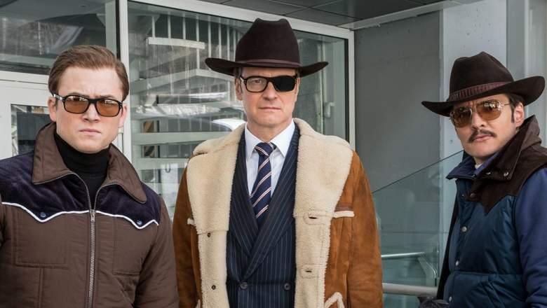 Colin Firth alive, Harry Hart alive, Kingsman: The secret Circle