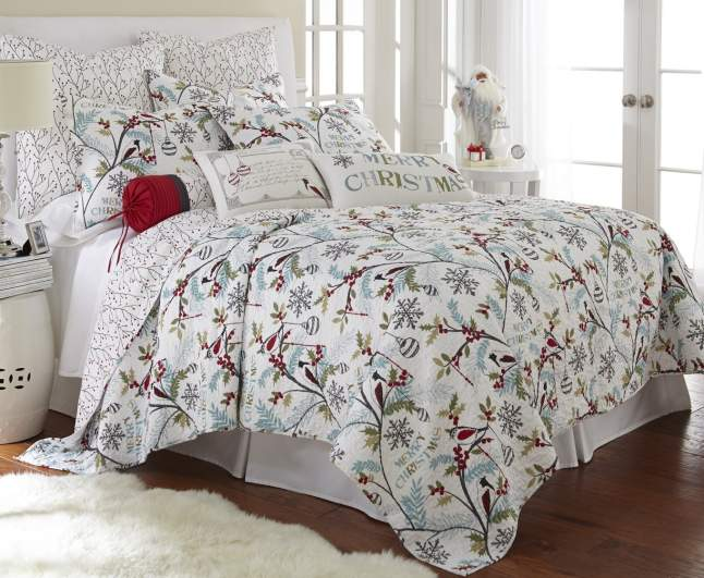 Top 10 Best Bedding Sets 2018, Queen Size Holiday Bedding