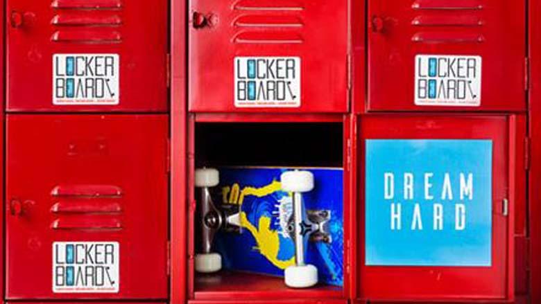 locker boards, skateboards shark tank