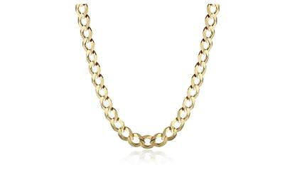 gold chains for men, gold chain for men, men's gold chains, gold necklace for men, mens chains, chains for men, gifts for men, amazon collection