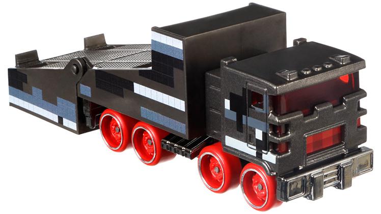 minecraft hot wheels