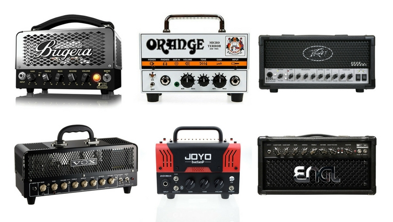 11 Best Mini Guitar Amp Heads (2020) | Heavy.com