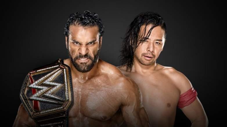 WWE HIAC 2017