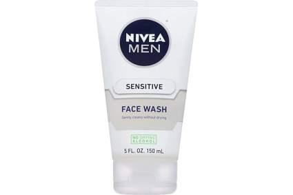 Nivea face wash for men