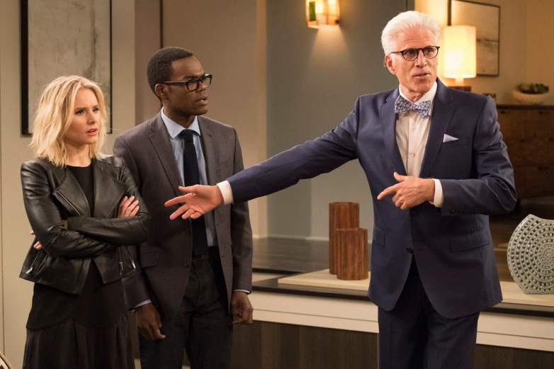 The Good Place Everything Is Going Fine, The Good Place review, The Good Place Spoilers, The Good Place recap