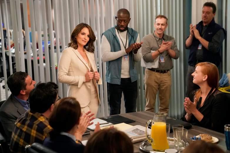 Great News cast, Great News Tina Fey, Great News