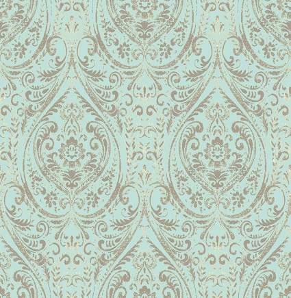 nuwallpaper damask wallpaper