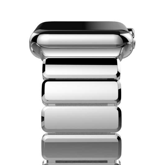 oittm silver band, best apple watch bands, series 3 apple bands, best series 3 apple watch bands