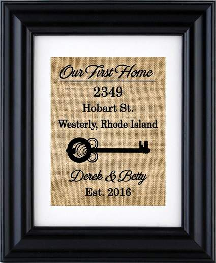 first home gifts, housewarming gifts