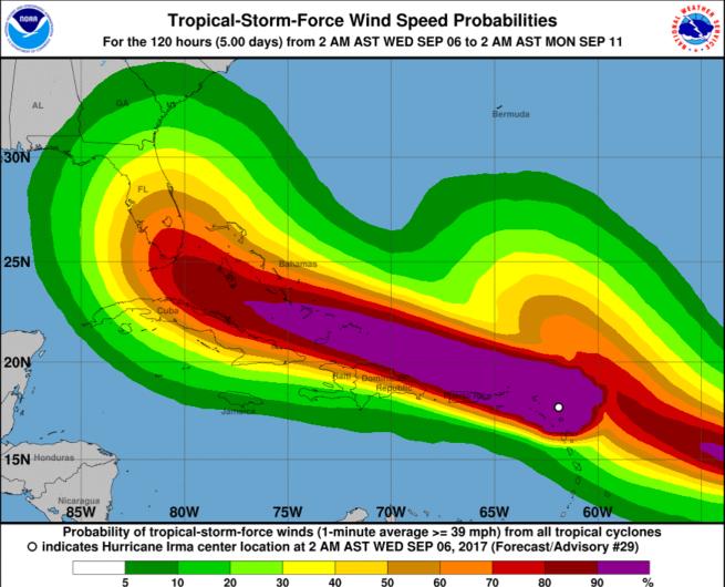Irma Bahamas