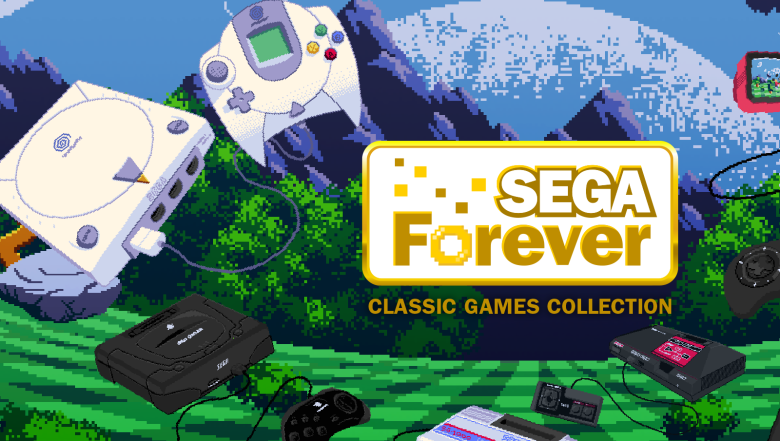 Free Sega Games, Sega iOS Games, Sega Android games.