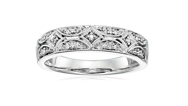 anniversary rings, eternity ring, anniversary bands, diamond anniversary band, diamond band, anniversary rings for her, diamond anniversary rings, Amazon Collection
