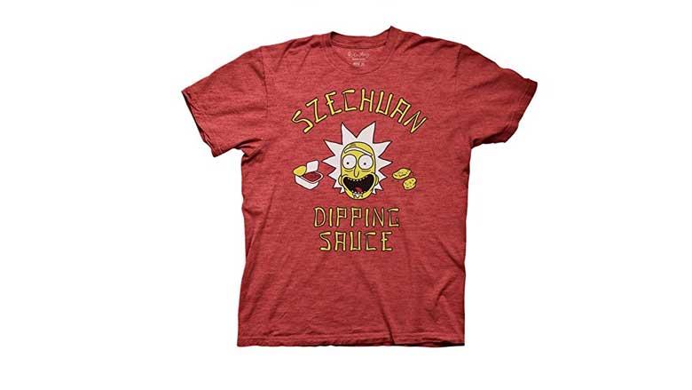 rick and morty tshirts