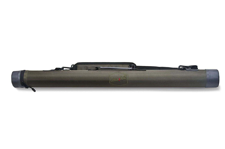 adamsbuilt, fly fishing, fly rod case, fly rod tube
