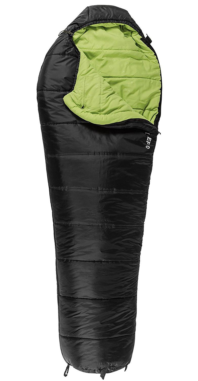 teton sports, sleeping bag, winter camping