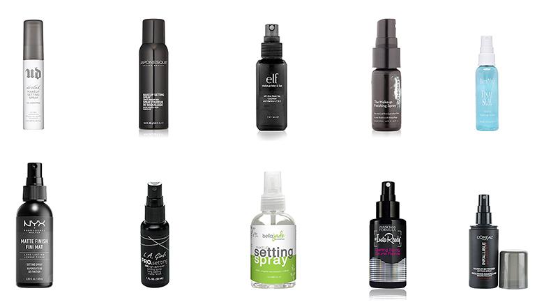 11 Best Makeup Setting Sprays Compare