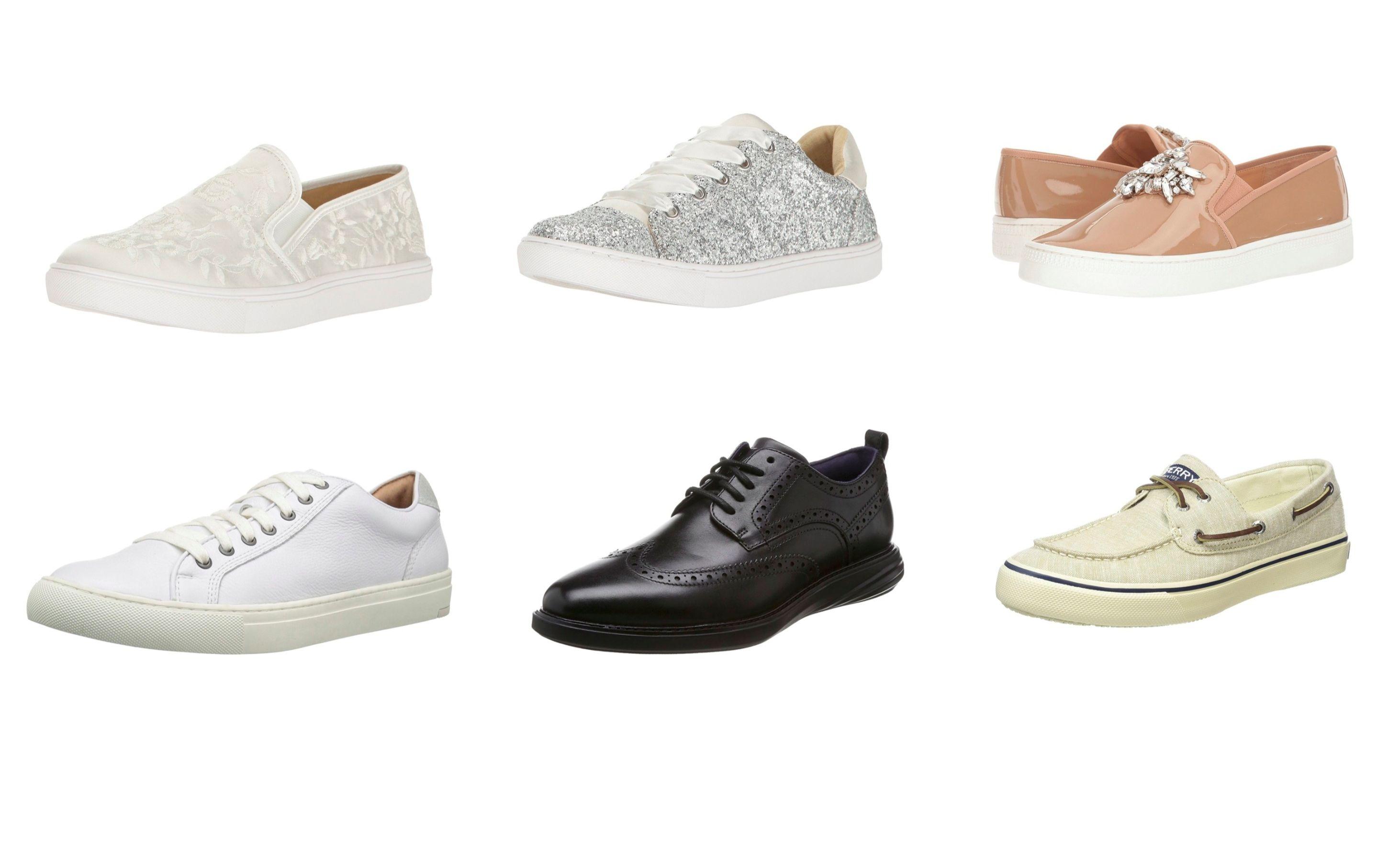 Best Wedding Sneakers for Men \u0026 Women