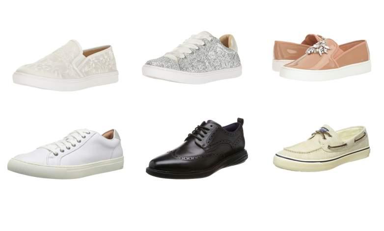 wedding sneakers, wedding shoes, wedding flats, sneakers for wedding