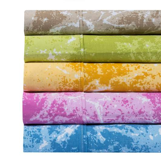 printed sheets, marble printed sheets