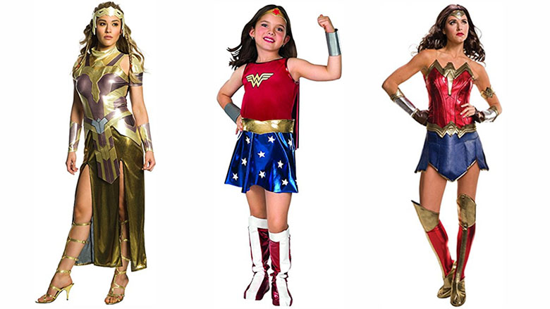 Top 10 Best Wonder Woman Costumes For Cosplay Heavy Com