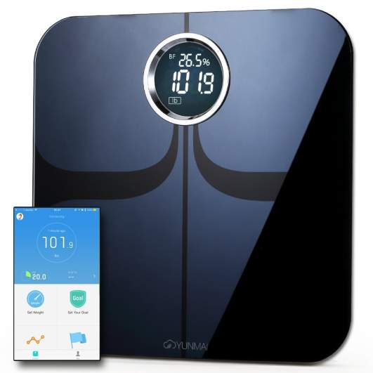 yunmai smart scale, best iphone X accessory, best iphone x addon, best iphone x accessories