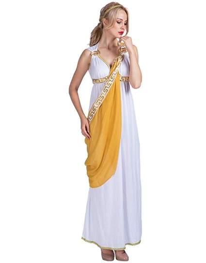 Roman Lady Greek Goddess Costume