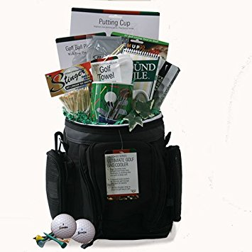 Fore The Love of Golf Cooler Gift