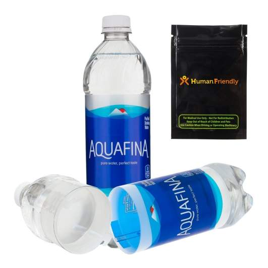 Aquafina Diversion Safe Water Bottle