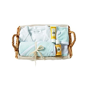 Burt's Bees Baby Better Bathtime Basket