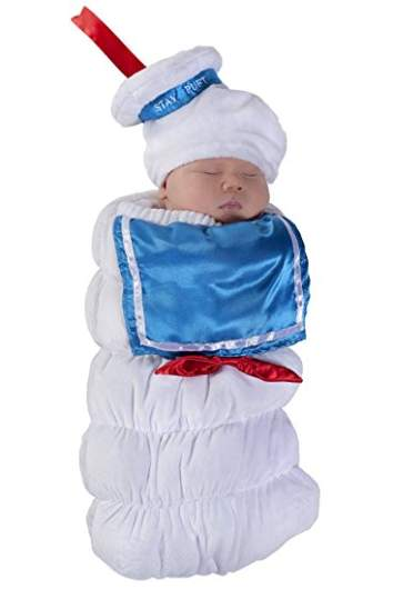Stay Puft Ghostbusters Infant Costume