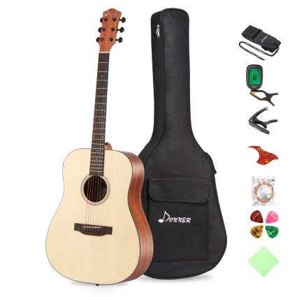 Donner DAG-1 Beginner Acoustic Guitar