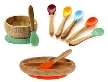 Avanchy Mix & Match Organic - Bamboo Baby Gift Set