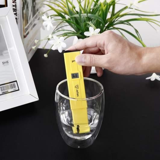 jellas hydroponics cannabis ph tester meter
