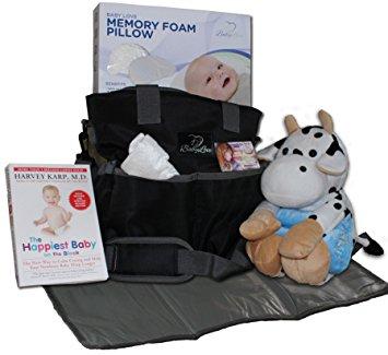 Baby Diaper Bag Gift Basket