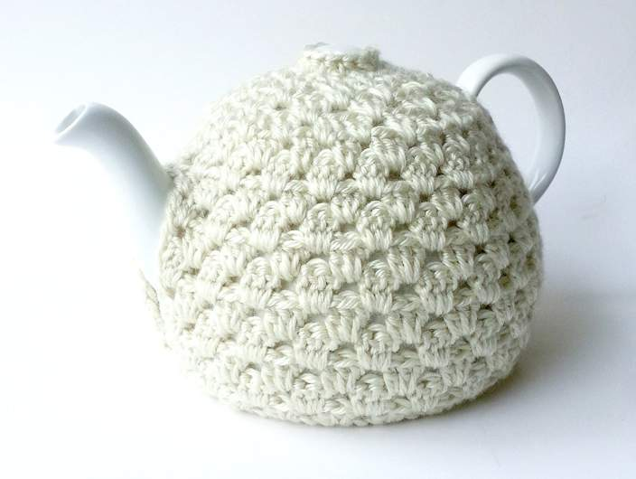 Handmade Crochet Tea Cozy
