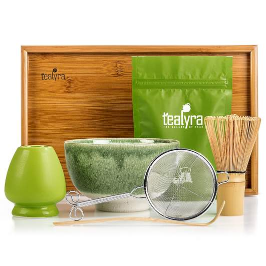 Complete Matcha Green Tea Gift Set