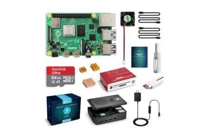 LABISTS Raspberry Pi 4 Starter Kit