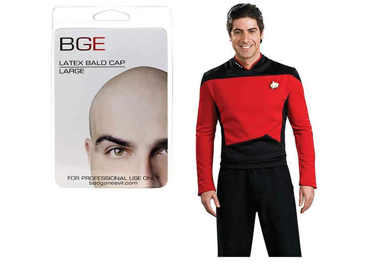 Star Trek costume