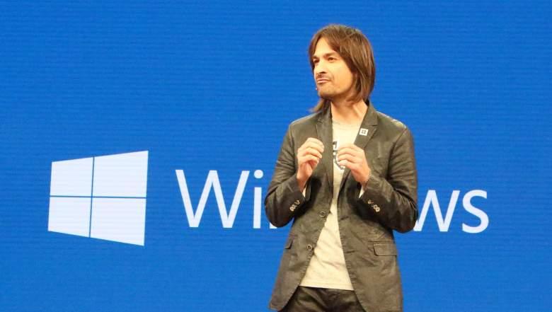 Alex Kipman Microsoft