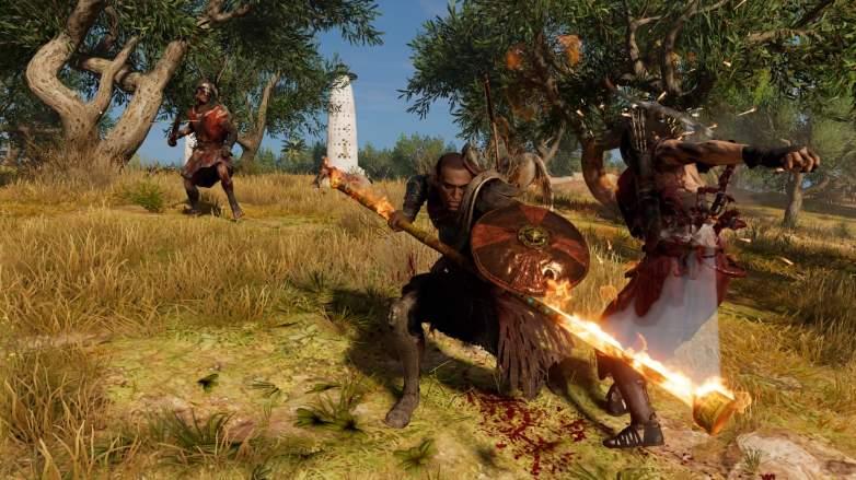 assassins creed origins, assassins creed origins photo mode, assassins creed origins combat